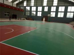 乒乓球专用地板 塑胶运动地板厂家