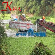 科大供应小型水草粉碎船 全自动杂草清除船