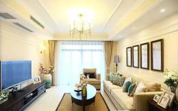 120平小高层的北欧风长沙室内家装