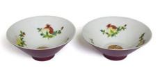 2018年清雍正福寿纹碗拍卖价格高