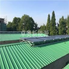 扬州晨洁日化有限公司太阳能热水工程