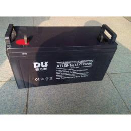 德力斯DLS蓄电池AT7-12 12V7AH现货直销