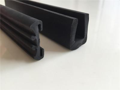 科华 橡胶包边条 防撞耐磨u型橡胶包边条