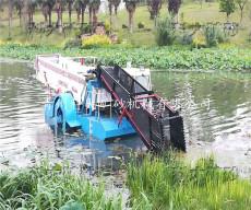小葉浮萍清理機械 水面漂浮物保潔船