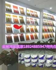 新疆家具油漆品牌代理PU木門漆展柜漆批發
