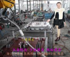 浙江黄岩PP双层地板模具制造商