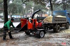 国外新型木材粉碎机特点优势有那些