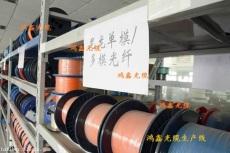 東莞市鴻鑫光纜科技有限公司 鎧裝光纜雙芯
