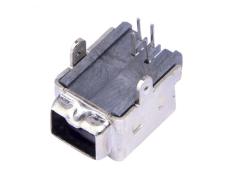 IEEE1394母座4P90度DIP-firewire火线接口