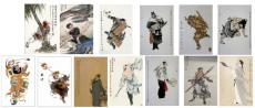 供應水滸傳人物名著人物好漢雕塑廠家