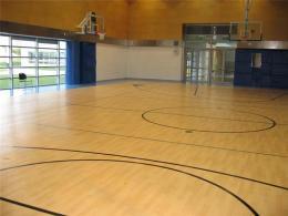 广东体育运动木地板面板材质介绍