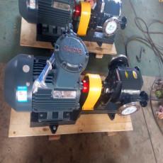 鑄鋼瀝青泵WQCB瀝青保溫泵耐高溫耐酸泵