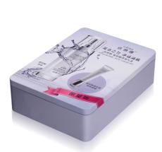 精致化妝品鐵盒廠家直銷