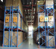深圳中型倉庫貨架 重型貨架訂做 貨架制造商