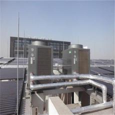 杭州武警部队太阳能栋空气能热水工程