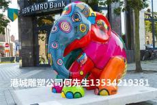 深圳玻璃钢大象雕塑高端定制追求完美厂家