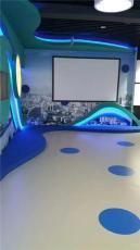 辦公室pvc塑膠地板