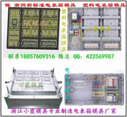 黄岩做大型单相十二位电表箱模具生产厂家