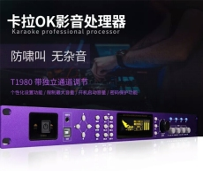 Karaoke K processor T1980
