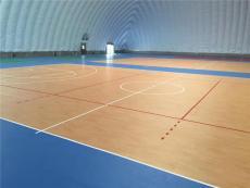 篮球场塑胶地面施工