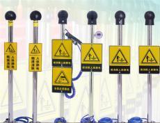 PS-A2帶靜電壓顯示人體靜電釋放報警器數顯