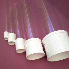 安徽PC管厂家直销挤出透明20PC塑料穿线管