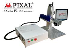产品加工日期永久标记菲克苏激光机
