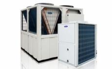 空氣源熱泵可以扭轉四季