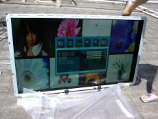 49寸戶外高亮廣告機液晶屏