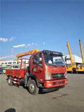 国五4吨大运随车吊生产厂家多功能一车多用