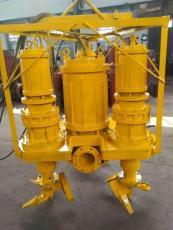 辽宁高耐磨潜水排砂泵 大流量抽砂泵