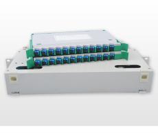 24芯ODF光纖配線架 單元箱子框 免費印字
