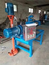 补贴型尿粪分离机 环保型粪液挤干机 榨粪机
