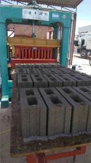 甘肃甘南空心砌块砖机设备厂家