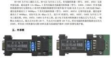 波仕电子 ETH232GH 以太网/串口转换器