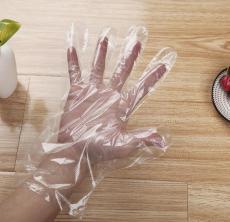 0.4克0.5克0.6克一次性薄膜手套價格