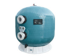 供应AQUA侧式泳池循环水处理大型沙缸过滤器