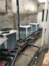 山东?#22799;?#20844;寓15吨20匹空气能热泵热水工程