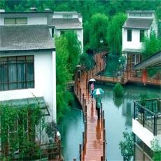 杭州西湖白鹭度假山庄4台5匹空气能热泵热水