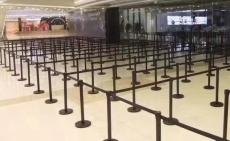 北京出租演讲台隔离带礼宾栏 免费安装