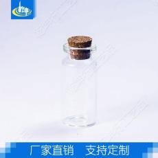 2262管制玻璃瓶小飾品禮品包裝配套複合軟木