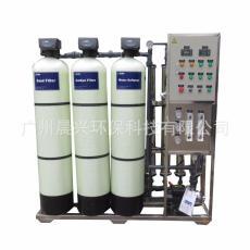 学校饮用直饮纯净水设备不锈钢玻璃钢均定制