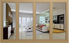 德斯蓝特沈阳铝包木门窗沈阳制造铝包木门