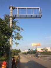 F型钢结构信息屏