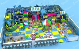 哪里有项目多的室内儿童游乐场