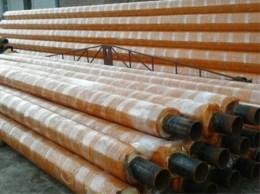 DN300聚氨酯管道保温供应细节