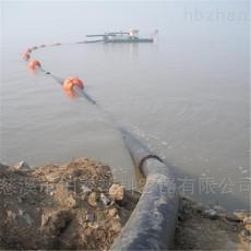 8寸输泥管线浮漂聚乙烯浮体生产供应