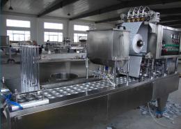全自动内酯豆腐灌装封口机厂家按需定制直销