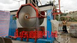 供应好用的超薄石材切割机设备