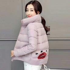 山東棉衣批發1819新款女式棉服棉衣批發